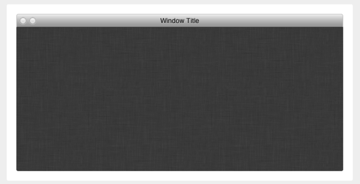 CSS3 Window
