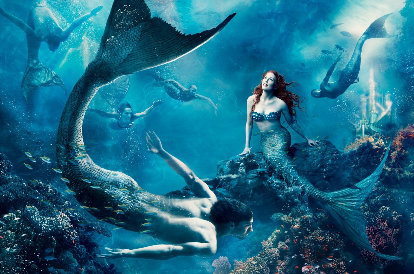 The Little Mermaid - Julianne Moore