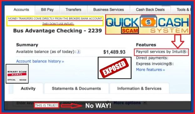 quick cash system 2