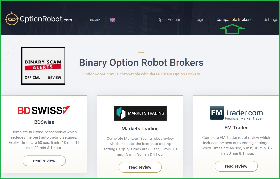 Best binary option broker 2017