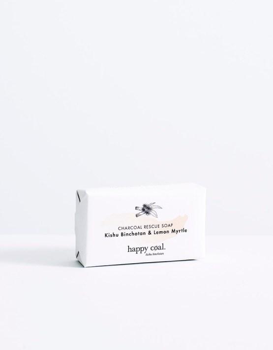 Kishu Binchotan soap