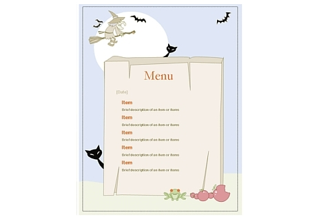 word halloween templates - Goalgoodwinmetals