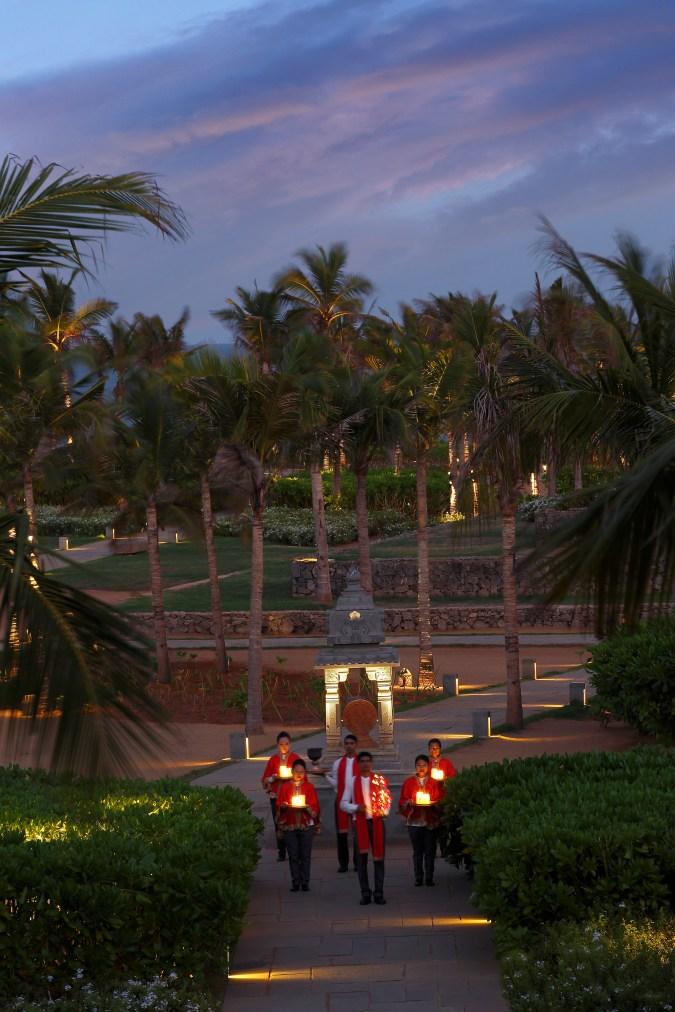 InterContinentalChennai Mahabalipuram Resort_Evening Ritual_Mood