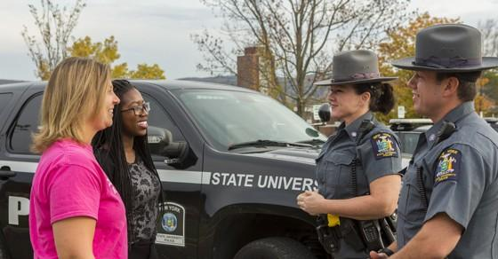 B-Safe An Overview Of Safety At Binghamton University - Binghamton - Nys University Police