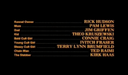 ...but I'm ahead of Sam Raimi's brother! So that ain't too bad.