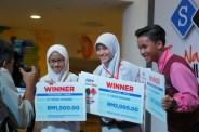 Three Prize Winners