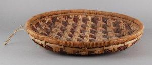 winnowing basket british museum