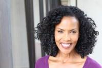 Gorgeous senior African American woman