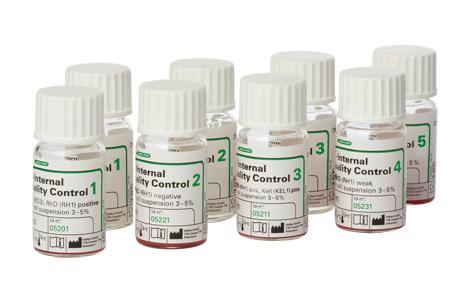 ID-Internal Quality Control Clinical Diagnostics Bio-Rad