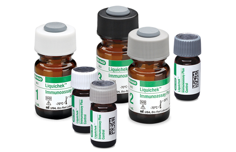 Liquichek™ Immunoassay Plus Quality Control Clinical Diagnostics