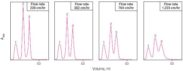 Ion Exchange Chromatography LSR Bio-Rad - cation exchange chromatography