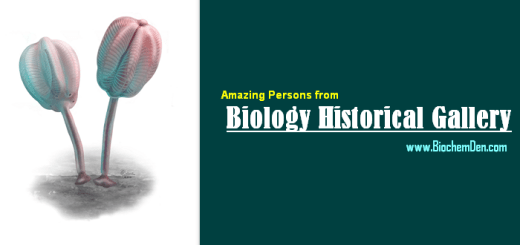 amazing persons from Biology gallery