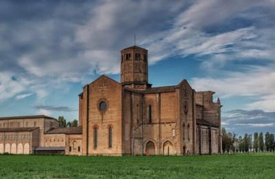Certosa diParadigna a Parma