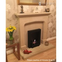 DIY Bio Ethanol Insert for Electric Fireplaces