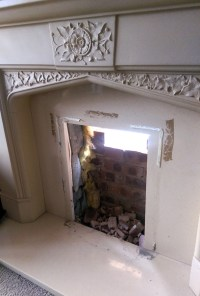 Converting an old gas fireplace with a DIY Bio Ethanol ...