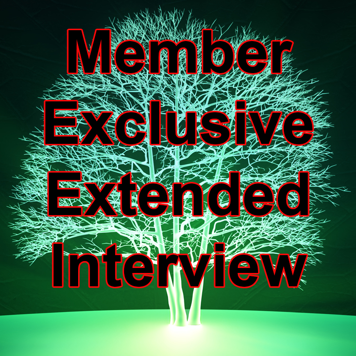 Glowing Plants Interview – Member Exclusive (30 min)