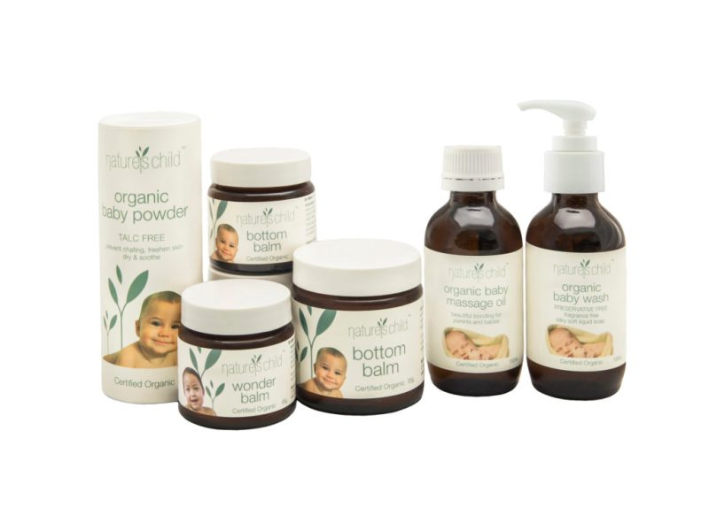 Large Of Organic Baby Products