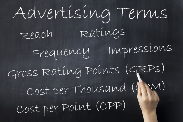 Must Know Advertising Terms and Metrics Bionic Advertising Systems
