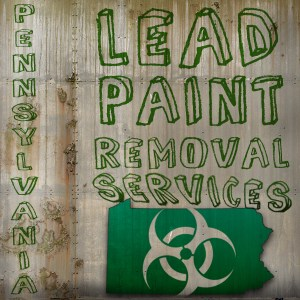Lead Paint Removal PA