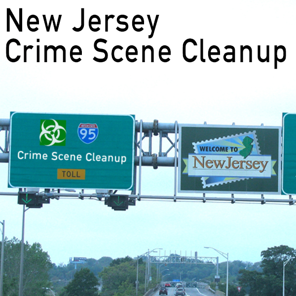 New Jersey Crime Scene Cleanup
