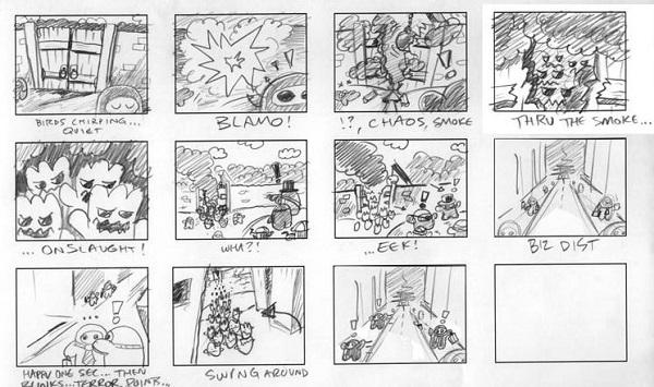 Why You Should Create a Comic Book Storyboard Blog BIOWARS
