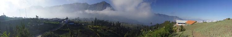 Bromo Hingland East Java Indonesia
