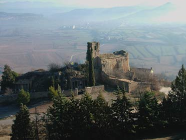 A view of Montsonís