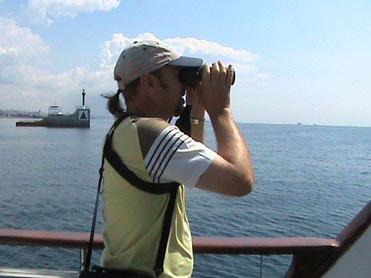 Marine birds course at Tarragona