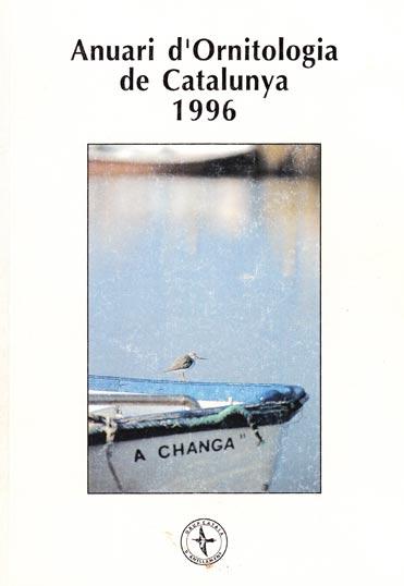 Catalan Bird Report 1996