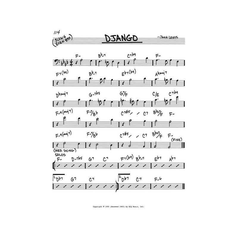 Hallelujah - Notes And Lyrics-(bass Clef) For Vocal - Melody Linea - bass cleff sheet music