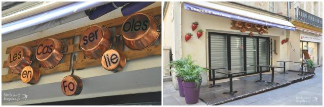 Casseroles en folie - crêperie à Montpellier