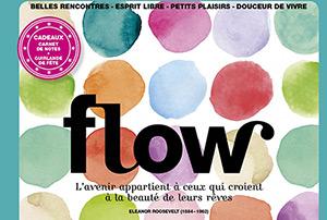 Mon avis sur le magazine Flow