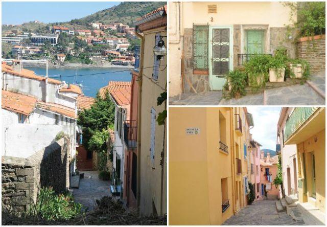 Photos de Collioure et ses ruelles