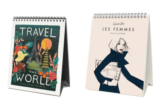 jolis calendriers 2016