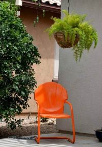 Backyard Garden Decor: Adding Color - Part 1 - Birds and ...
