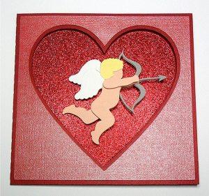 Cupid Suspension Card 6