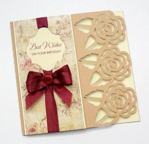 Rose Edge Card 1