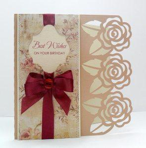 Rose Edge Card 2