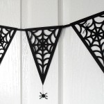 Spider Web Pennants 1