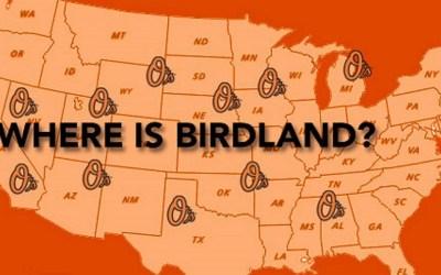 Birdland Pride: Behind Enemy Lines