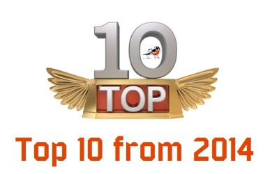 Orioles Top 10 from 2014