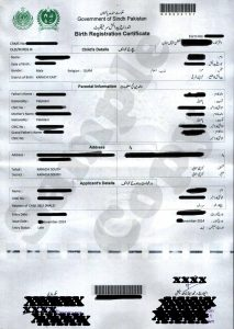 Nadra-Birth-Certificate-Sample-Karachi