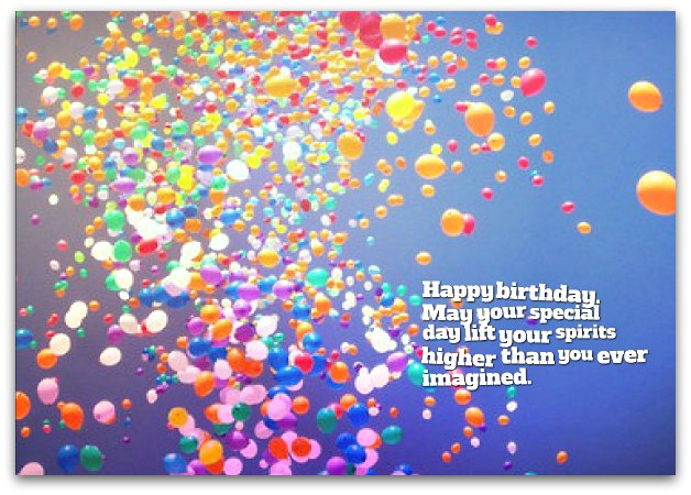 Happy Birthday Wishes - Page 2