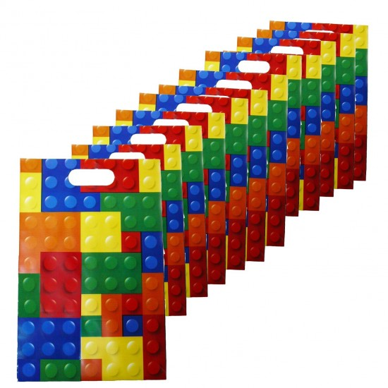 Lego Birthday Party Ideas decorations