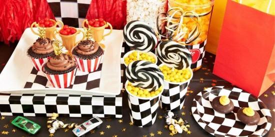 Racing Car Birthday Party Ideas