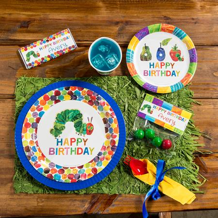 A Very Hungry Caterpillar Party Supplies