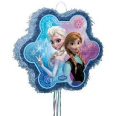 Disney Frozen Drum Pull-String Pinata