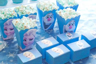 Disney Frozen Party Printables Set