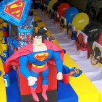 Supergirl – Superman Birthday Party Ideas