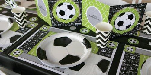 GOAAAL! - Soccer - Birthday Party Theme